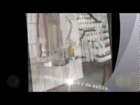 Recibidores modernos cl sicos y contempor neos youtube for Recibidores modernos