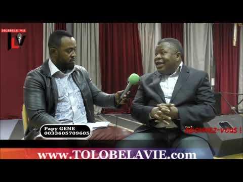 TLV 16/01/19 PASTEUR KIZIAMINA ABIMISI BA VERITES YA SOMO F.TSHISEKEDI NA KAMERHE BABOMI CONGO