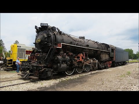 Chesapeake and Ohio 2789 Steam Locomotive