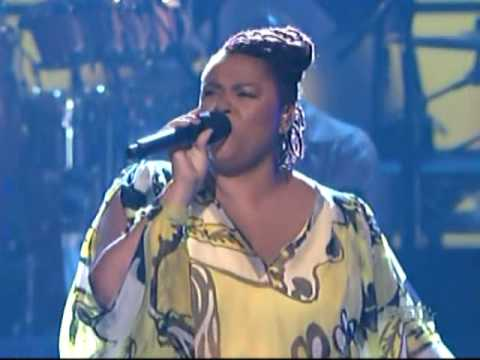 "Jill Scott Covers ""I'm Still In Love With You"" by Al Green. PLUS- Anthony Hamilton!"