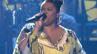 "Jill Scott Covers ""I"