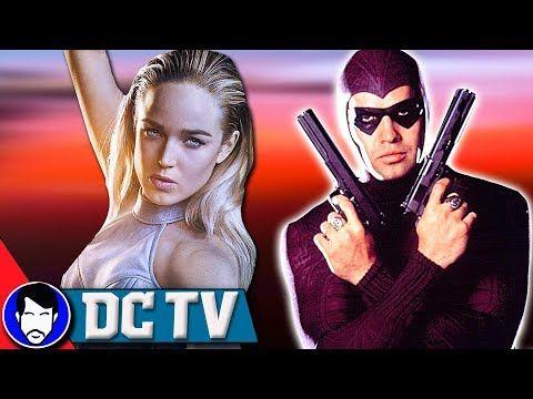 Legends of Tomorrow Season 3 Recruits THE PHANTOM! | DCTV Recap