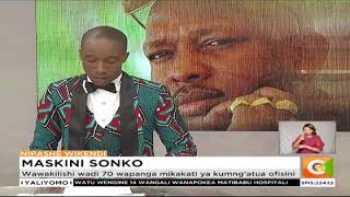 MCA 70 wa kaunti ya Nairobi wapanga mikakati ya kumng'atua Sonko