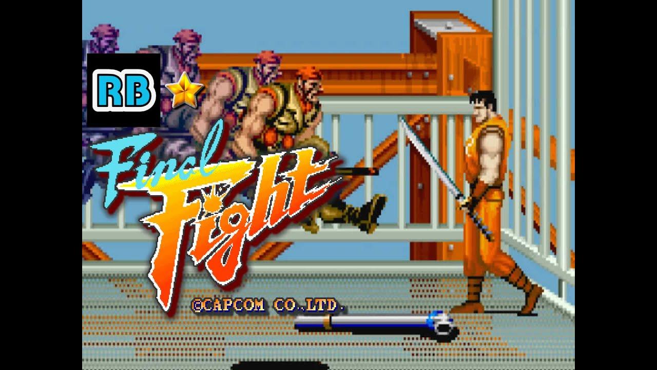 1989 [60fps] Final Fight Guy N...