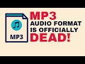 MP3 Audio Format Is Officially Dead! Know more.....!