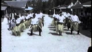 Rakahanga Te koko i runga Drum Dance 92