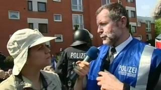 Jasmin Nazi-Wanderung  NDR-de - Fernsehen - Sendungen A - Z - extra 3 - Videos
