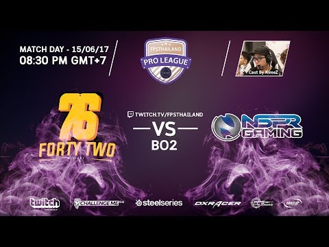 Pro League by Twitch - Season 2   Round 5 - 7642 Alright vs. NSPR Gaming