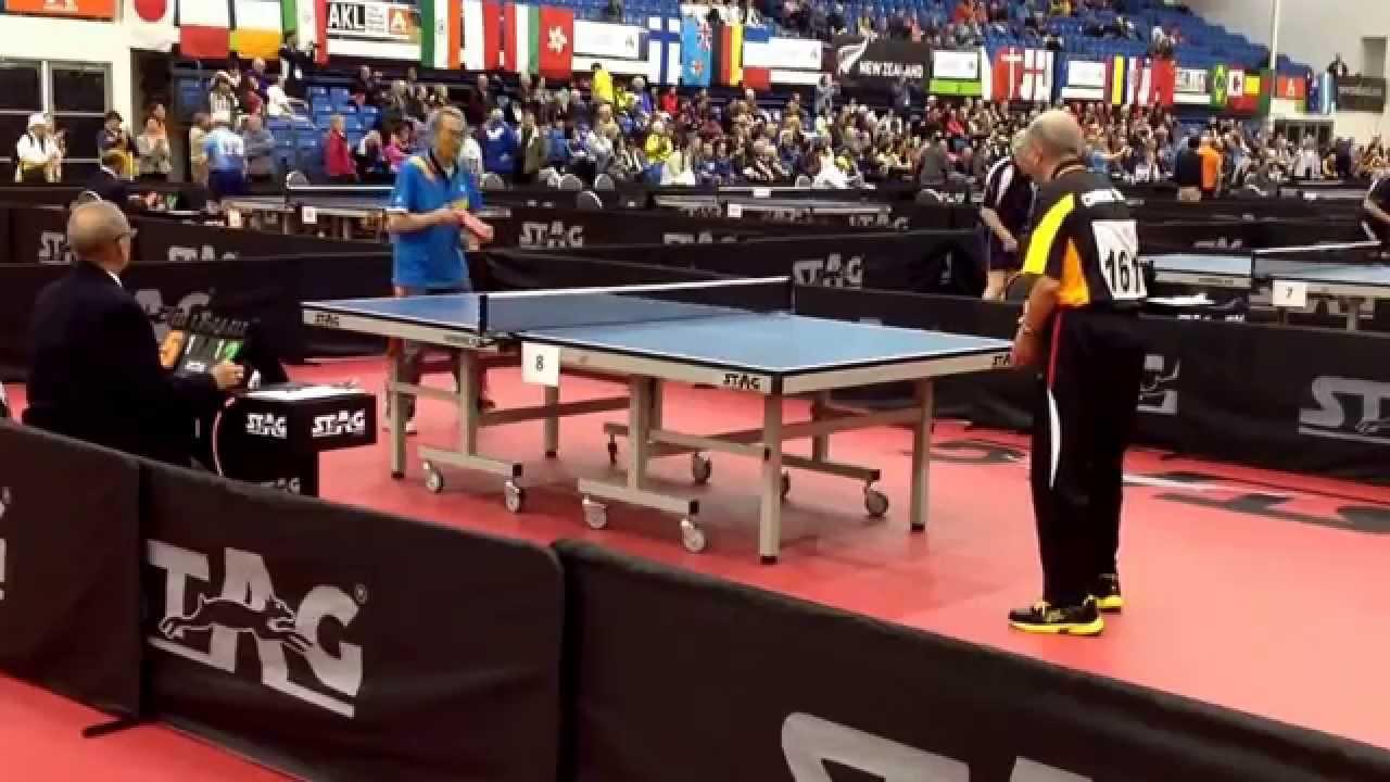 2014 world veteran table tennis championship men 39 s single - Table tennis world championship 2014 ...