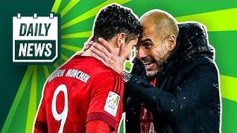 Nach Hansi Flick: Kommt Guardiola zurück zum FC Bayern?