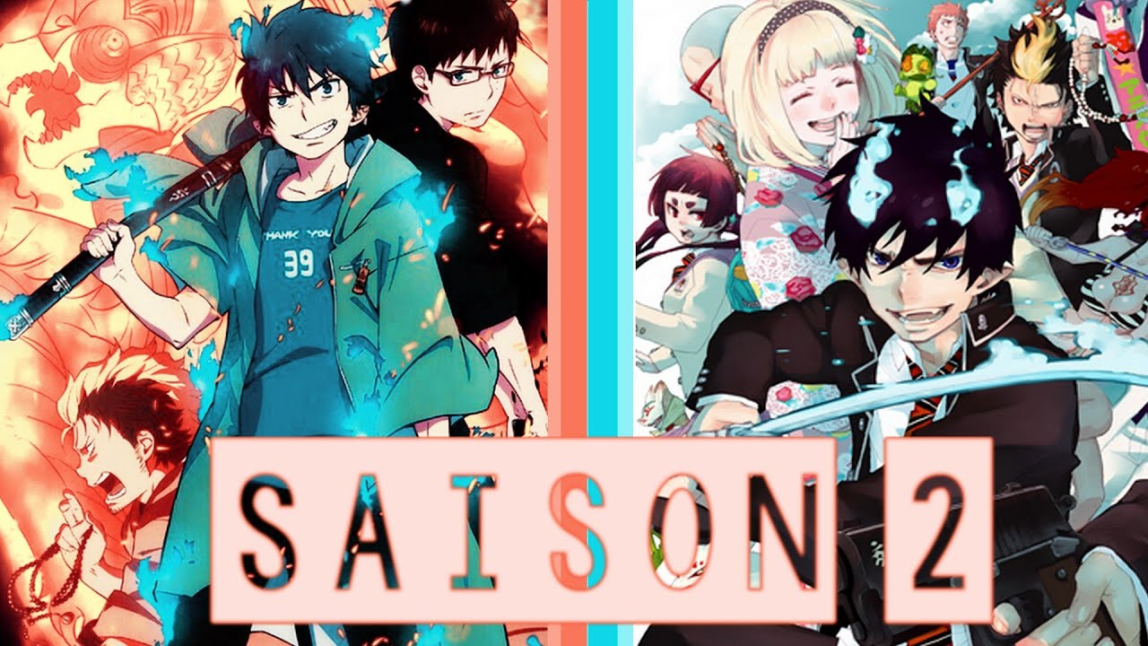 blue exorcist saison 2