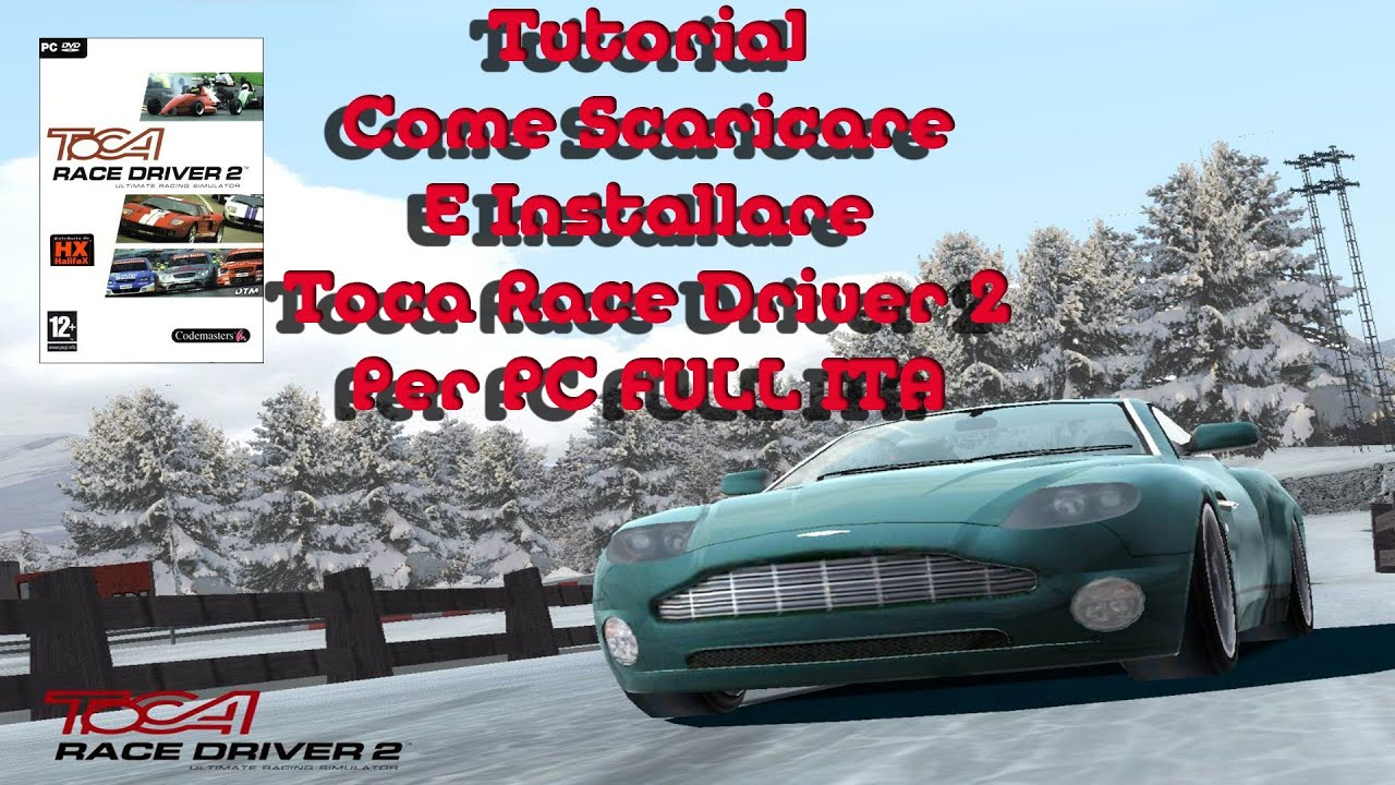 Toca Race Driver 3 100 Free Download