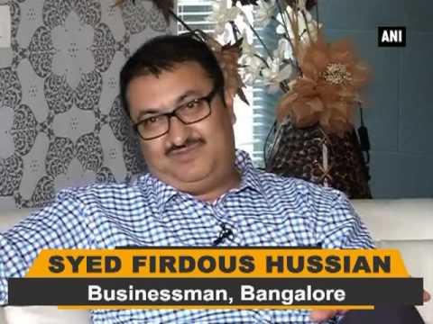 Bangalore-based Kashmiri entrepreneur scripts a success story - ANI News