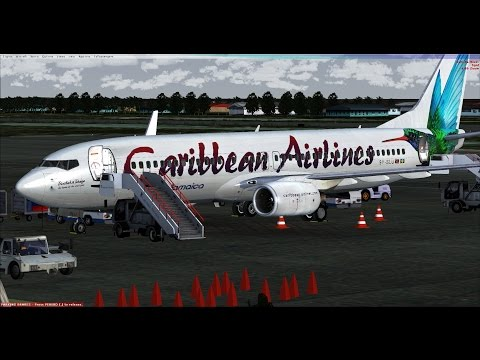 [FSX-SE] Twitch Live Stream Cayman to Jamaica