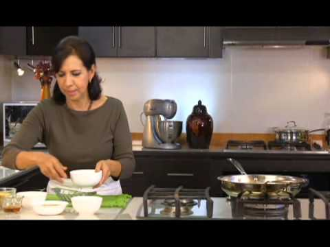 Platanos flameados en cocinando con laura rosa ep 15 for Cocinando 15 minutos con jamie