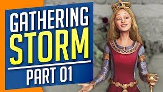 Civilization VI: Gathering Storm   SO IT BEGINS (#1)