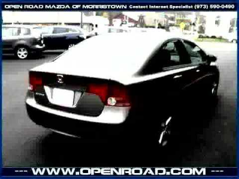 Used Honda Civic Sedan 2006 Located In At Open Road Mazda Of Morristown