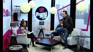'Can't Stop Laughing' Episode with Manoj KC and Asish Shyangden (LIVON-THE EVENING SHOW AT SIX)