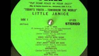 Little Janice - Since You