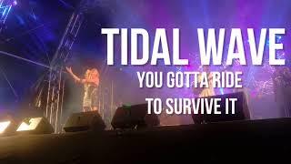 Christine Gordon TidalWave LyricVideo