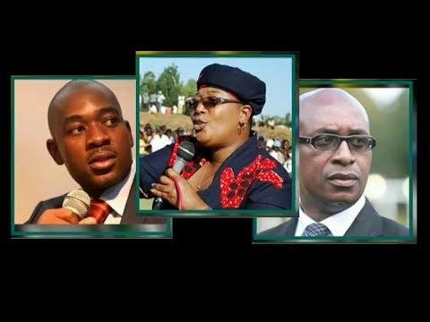 MDC Leadership Argue - Chamisa, Gutu, Khupe