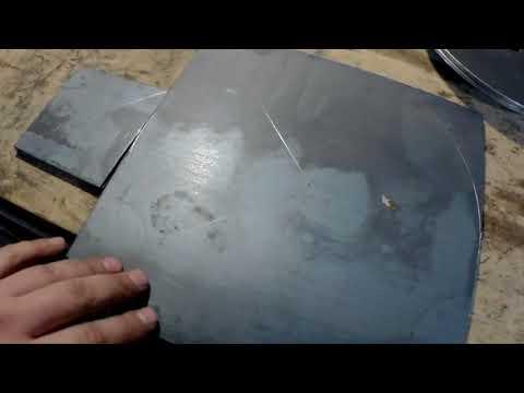 Как сделать шкив из листового металла.