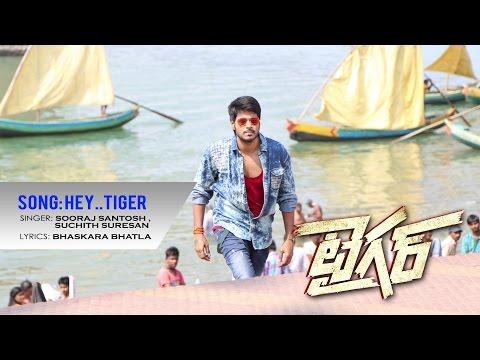 Tiger Movie - Hey Tiger Full Song -  S.S.Thaman | Sundeep Kishan |Seerat Kapoor
