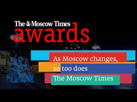 The Moscow Times Awards 2015