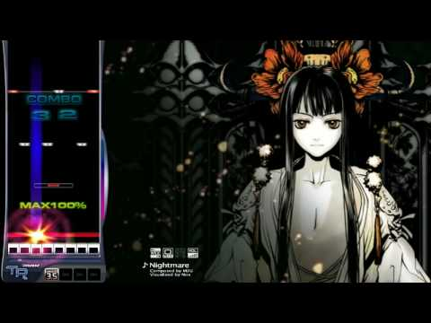 DJMAX Trilogy - Nightmare (8Key SC) It's HORRIBLE HARD! [720p Compatibility]