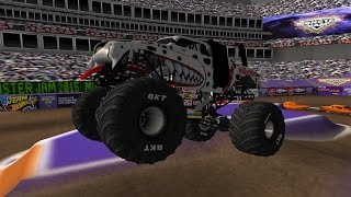 16 Truck East Rutherford 2015 Racing - Monster Jam Rigs of Rods