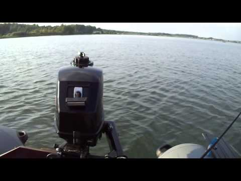 Отзыв: Лодка Хантер-290 и мотор Лиман-2,6.