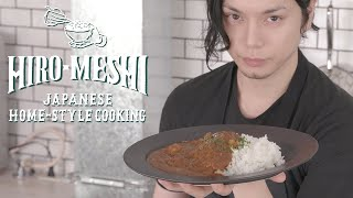 "#5 How To Cook ""NIKUJAGA CURRY"" Japanese Home-Style Cooking / Hiro Mizushima(水嶋ヒロ)"