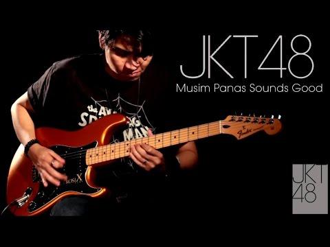 JKT48 - Musim Panas Sounds Good (Guitar Cover)
