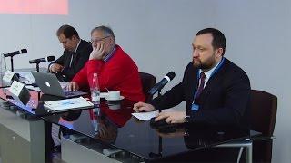 Смотреть видео «Евразийская экономическая перспектива» «Центр ИЭСКР» Санкт-Петербург 16.04.15 онлайн