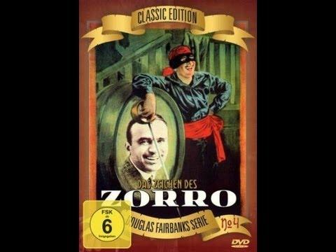 Das Zeichen des Zorro - Douglas Fairbanks