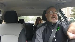 Uber/Lyft Driver - 2200th Passenger