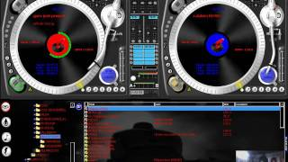 skin atomix mp3 personalizado a virtual dj