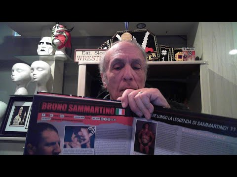 LARRY ZBYSZKO REMEMBERING BRUNO SAMMARTINO with host BILL AP