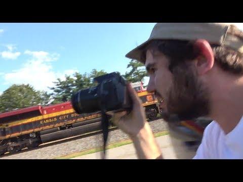 Railfanning Around Atlanta, GA 18 July 2017