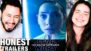HONEST TRAILERS | Star Wars: The Rise of Skywalker | Reaction | Jaby Koay