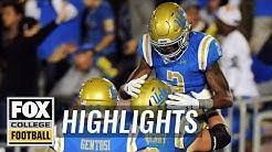 UCLA vs Cal | Highlights | FOX COLLEGE FOOTBALL