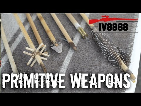 Primitive Weaponry Overview