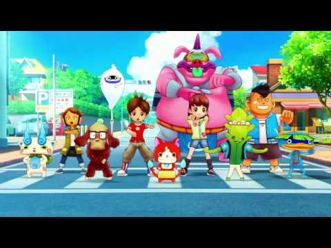 Anime Block: Pokémon, Beyblade, Yo-kai Watch