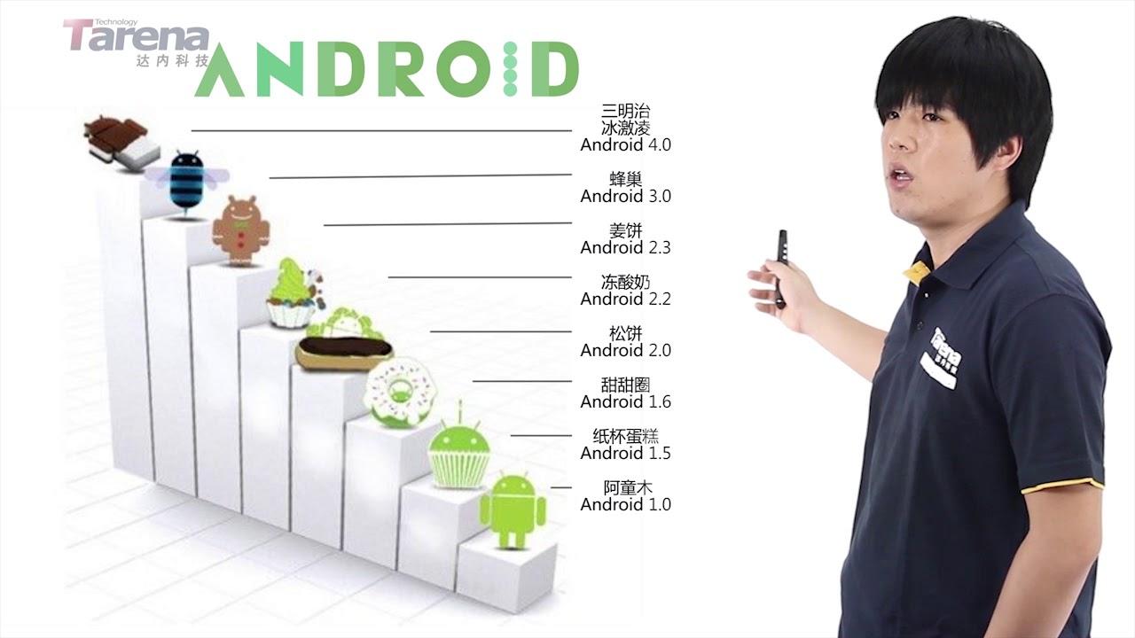 達內科技 - 達內教育 - 杜秋陽 Android開發《天天動聽》app - YouTube