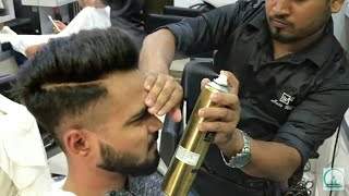 Beard & Hair Styling by Saddam at Hairways Salon | ASMR