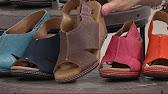 13b26b62af0f Aerosoles Guava Plush Wedge Sandals (For Women) - YouTube