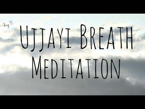 Ujjayi Breath Meditation (Day 99)