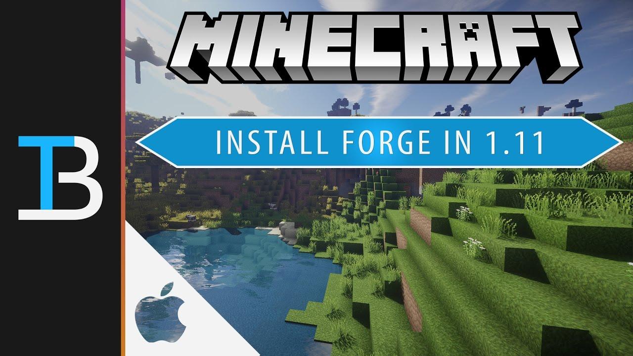 install minecraft mods mac