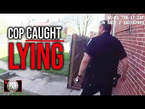 Exclusive: Body Cam Shows Cop Planting Gun on Innocent Man