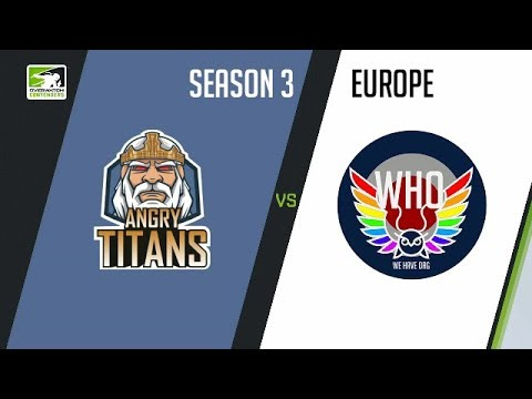 Angry Titans vs We Have Org vod